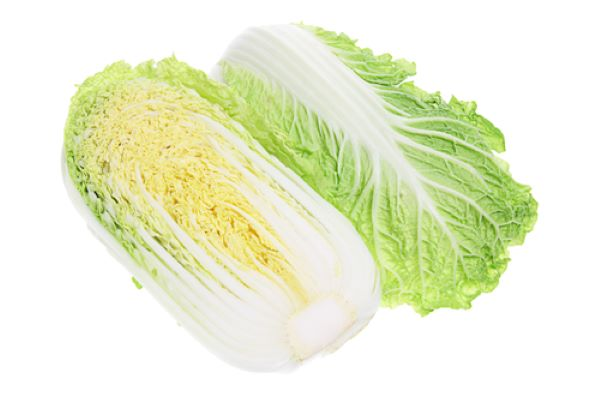 Wombok cabbage (Chinese cabbage) HALF - Mr Fresh Foods Pty Ltd