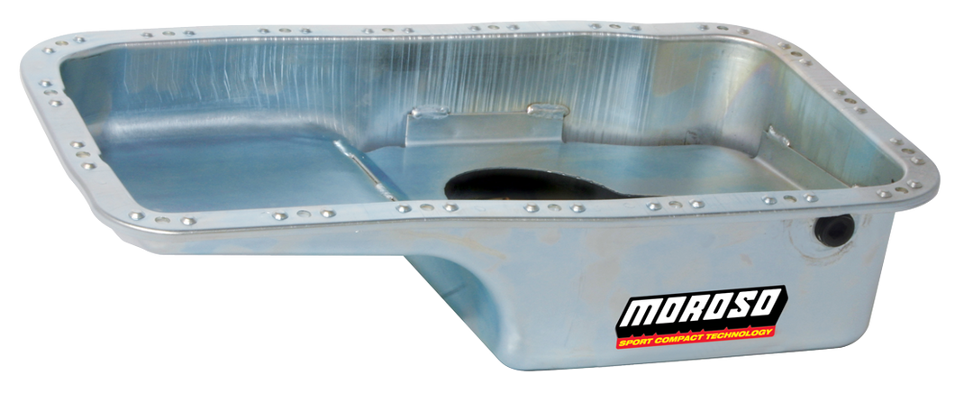 Moroso Oil Pan for Honda & Acura B Series Engines 20911