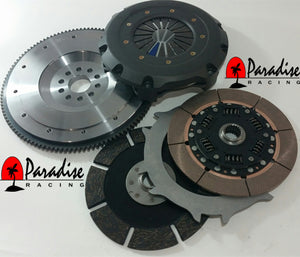 Paradise Racing 2RZ 3RZ Street Strip Dual Clutch Kit