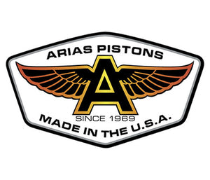 Arias Pistons Mitsubishi 4G63 2nd Gen Eclipse & Eagle Talon