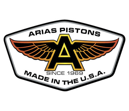 Arias Pistons 7M-GE & 7M-GTE 8.9 Compression 83.5mm Bore 3720001