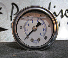 Load image into Gallery viewer, 0-100 psi Fuel Pressure Gauge