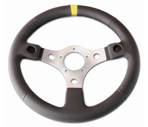 Grant Steering Wheel with Yellow Stripe 633