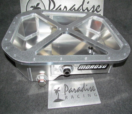 Moroso 13B Drag Race Oil Pan 20940