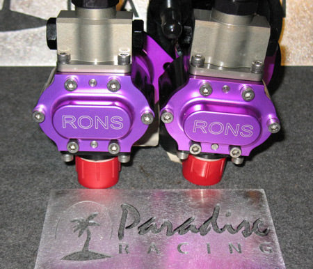 Rons Mechanical Fuel Pump Kit 1.0