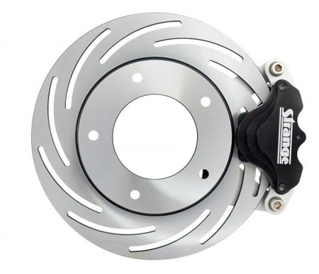 Lightweight brake kit for Strange Ultra Struts B4600WC