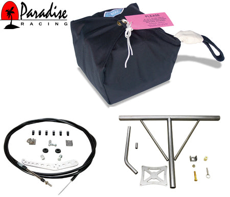 Parachute Kit for FWD Cars
