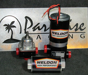 Weldon A2040 Fuel Pressure Regulator