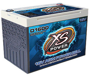 XS Power D1600 16 Volt Battery