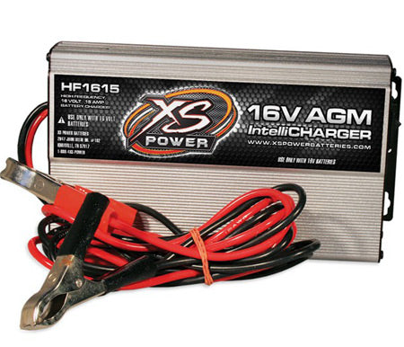 XS Power HF1615 16 Volt Battery Charger