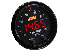 Load image into Gallery viewer, AEM X-SERIES WIDEBAND UEGO AIR/FUEL RATIO GAUGE 30-0300