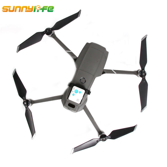 Sunnylife for DJI Mavic 2 Pro Drone RF-V16 GPS Tracker Mount Holder GPS Bracket for DJI MAVIC 2 ZOOM Drone Accessories