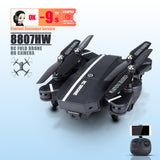 8807 rc drones with camera hd dron rc helicopter drone profissional toys quadcopter drohne quadrocopter helikopter droni selfie