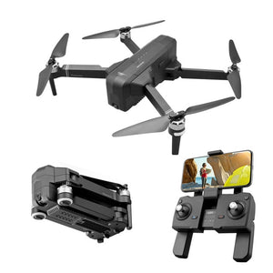 OTPRO WIFI F1 FPV With 3-axis Gimbal 1080P 4K Camera GPS 28mins Flight Time RC Drone Quadcopter RTF TOYS GIFT VS FIMI X8 SE A3