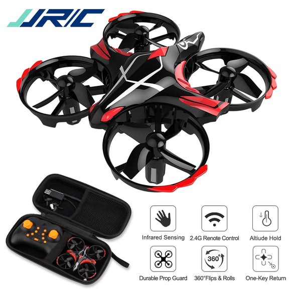JJRC H56 TaiChi Mini Drone Infrared Sensing Remote Control Mode RC Drone Quadcopter RTF Altitude Hold Upgrade RC Drones VS H36