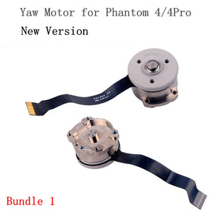 For DJI Phantom 4 / 4 Pro Drone Motor Repair Part Accessories Gimbal Camera Yaw Motor Roll Pitch Motors Replacement