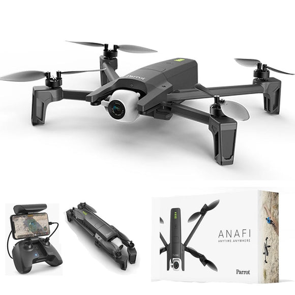 Parrot ANAFI Quadrupter Drone Camera 4K HDR Video Recording Wifi GPS drones profesionales VS DJI Mavic Pro