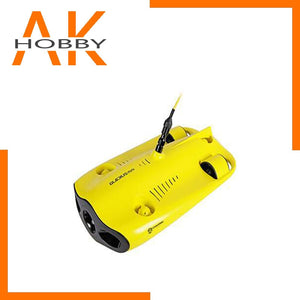 Gladius mini  Five-Wheel Drive Miniature Underwater Submarine Drone Diving Drone with 4K Camera 100M Depth