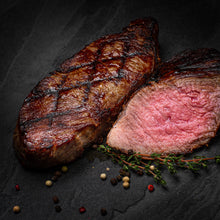Load image into Gallery viewer, New York Strip Steaks, USDA Prime, 16 oz.