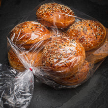 Load image into Gallery viewer, Brioche Hamburger Rolls