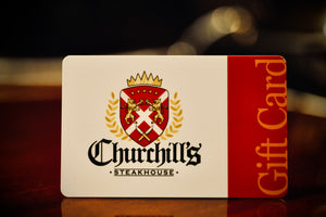 Churchill's Steakhouse Gift Cards