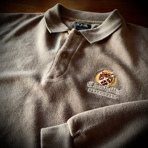 Churchill's Polo Sweatshirt