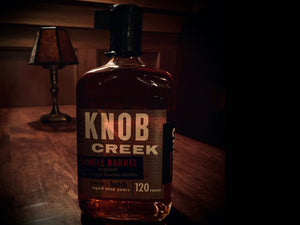 Knob Creek Single Barrel Reserve Small Batch - 750ml 120 Proof