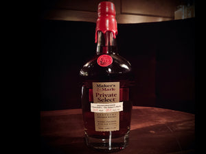 "Maker's Mark Private Selection ""Churchill's Private Blend"" - 750ml 110.8 Proof"