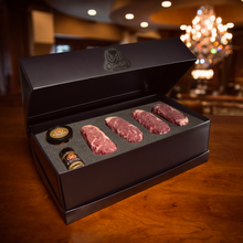 Load image into Gallery viewer, New York Prime Steak Gift Box