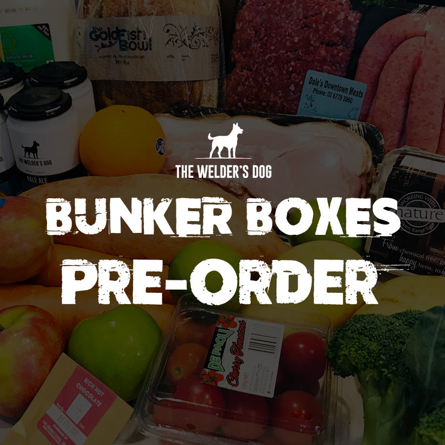 Bunker Box Pre-Order Armidale - Delivery WEDNESDAY 15/07/20