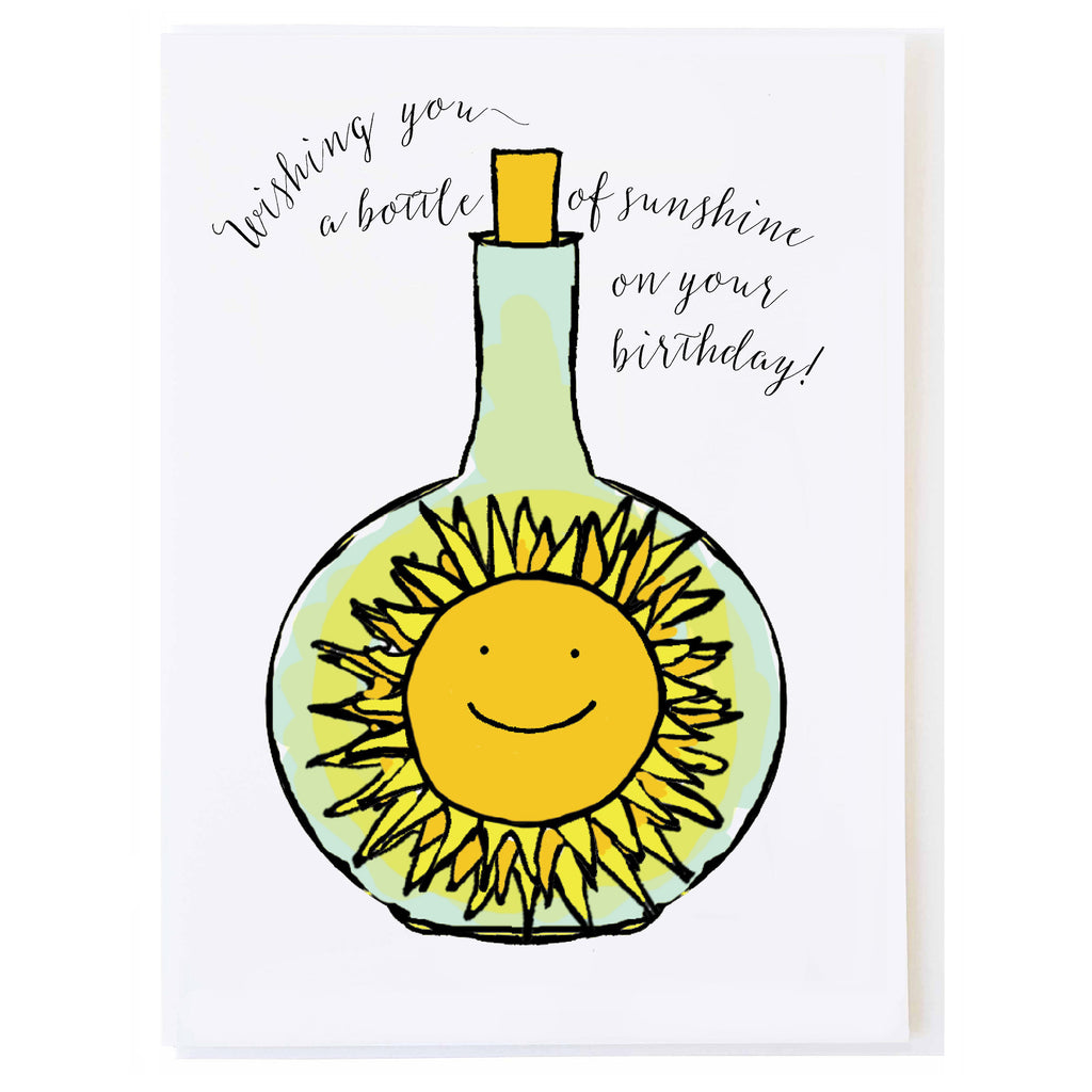 Bottle of Sunshine