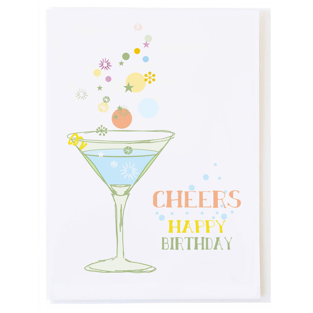 Martini Cheers Mollyocards