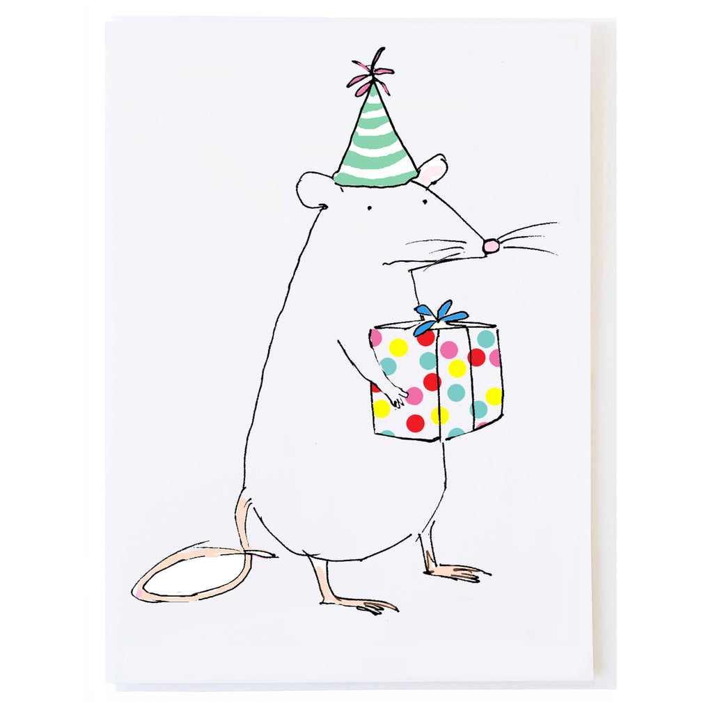 Rats Belated Birthday