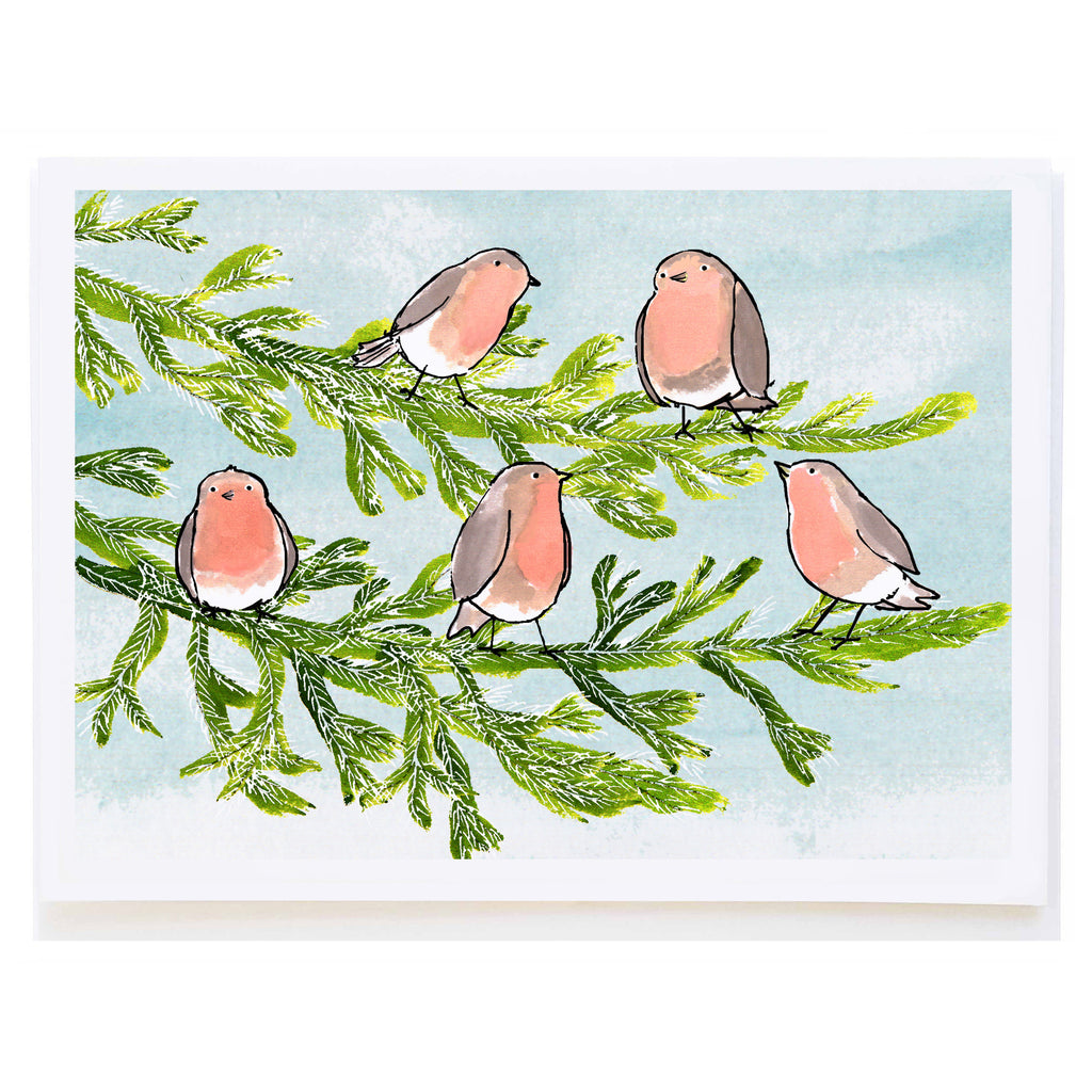 Robins on Branch