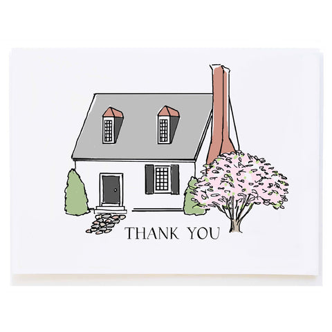 Cottage Thank you