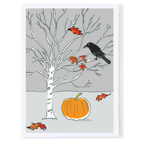 Crow and Pumpkin