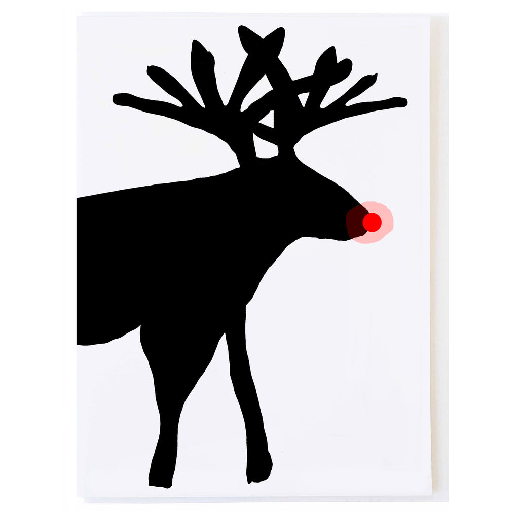 Rudolph Silhouette