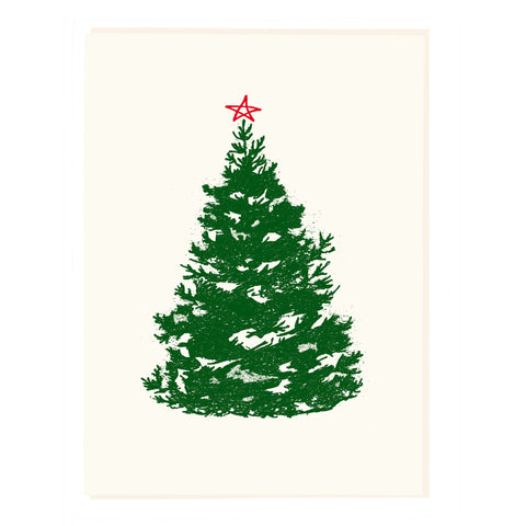 Evergreen (small card)
