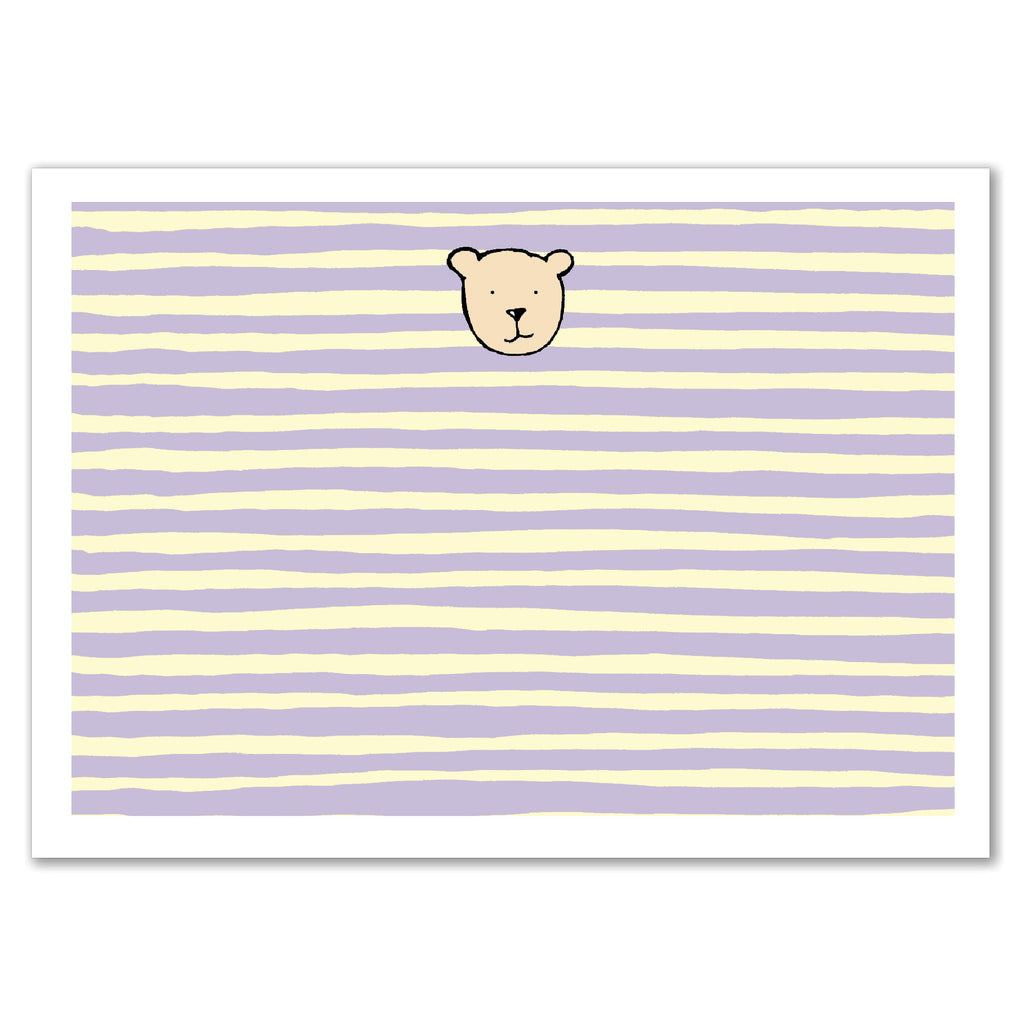 Bear Stripes Announcement