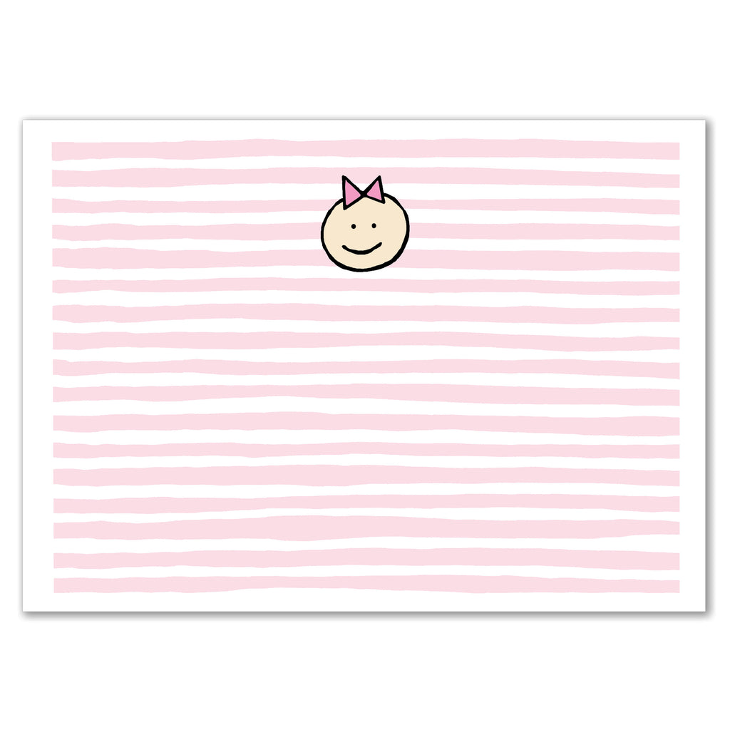 Girl Stripes Announcement