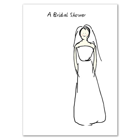 Bride Invitation
