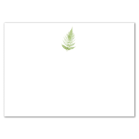 Fern Reply Card