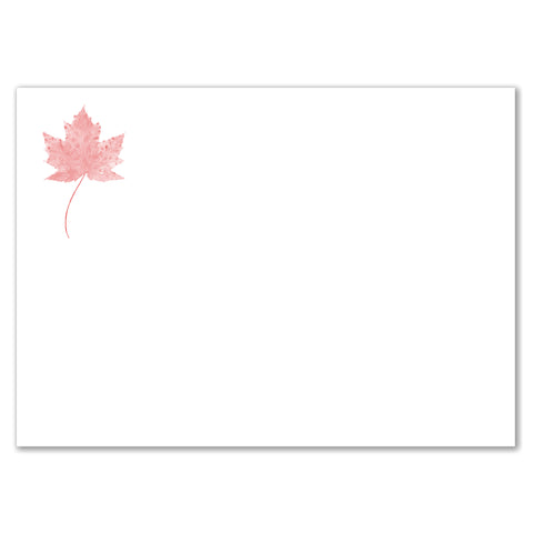 Maple Reply Card
