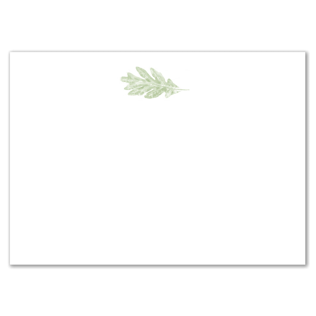 Oak Reply Card