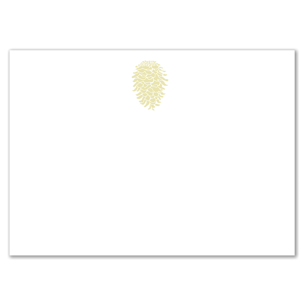 Pine Reply Card
