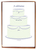 Three-Tiered Cake Invitation