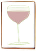 Wine Glass Invitation