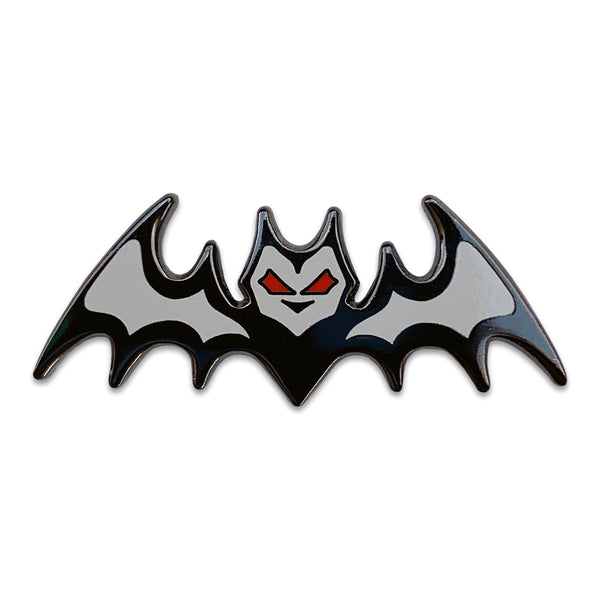 DEMON BAT pin