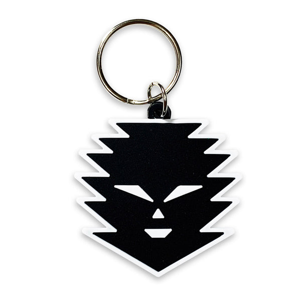 NEW FACE keyring