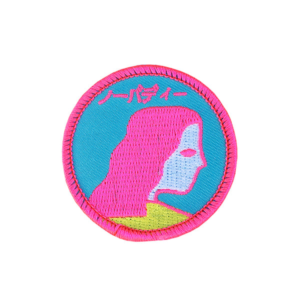 NOBODY GIRL patch